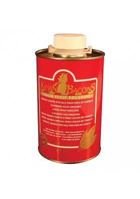 Kevin Bacons Liquid Hoof Dressing . Aceite Para Cascos Con Brocha. 1/2L Ingredientes 100% Naturales