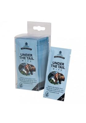 Clinex Para Limpiar Bajo La Cola (Under The Tail Wipes). Envase