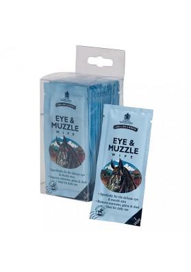 Clinex Para Limpiar Ojos Y Hocico (Eye And Muzzle Wipes) . Envase
