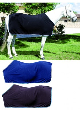 Manta Tattini Polar + Escudo Pony