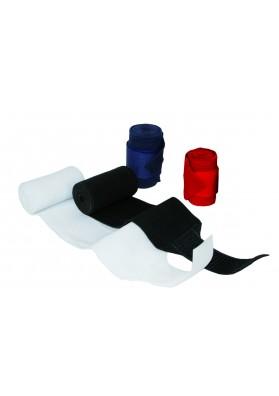 Vendas Daslo De Trabajo Elasticas Con Velcro Set 4