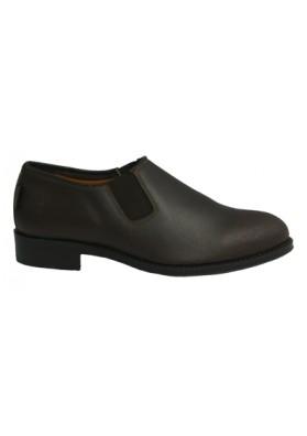 Zapato Para Polaina Con Elásticos