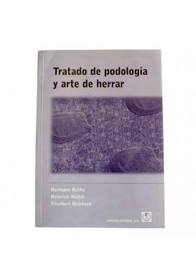 """Libro: """"Tratado De Podologia Y Arte De Herrar"""""""