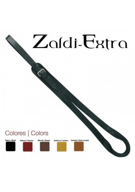 Baticola de Cuero Zaldi  Extra
