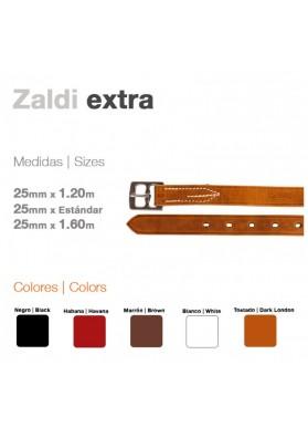 Ación Estribo Zaldi Extra 25 mm.