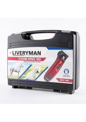 Esquiladora Liveryman Kare Pro 50 Recargable