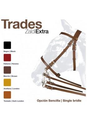 Cabezada Zaldi Extra Trades Sencilla