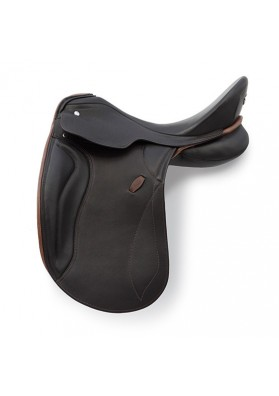 Saddle Kieffer Paris Exclusive Tree Covered Flap