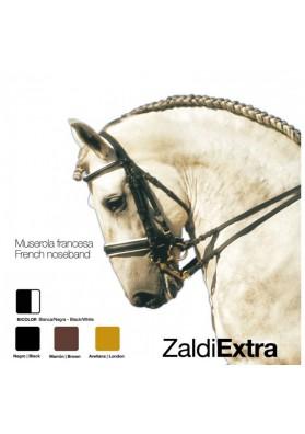 Cabezada Zaldi Extra Francesa Doble Rienda