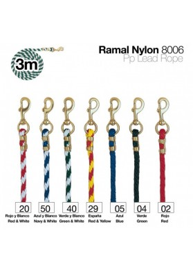Ramal Nylon 8006 3m.