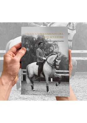 Libro Técnica y Sentimiento Del Arte Ecuestre