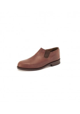 Zapato Ternera Mod. Polaina P/Suela