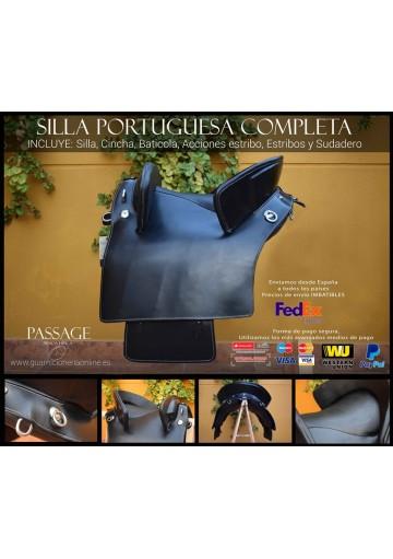 Silla Portuguesa Completa