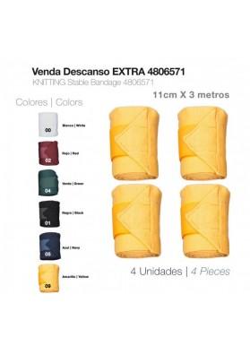 Venda Descanso Extra 4806571 (4 unidades)