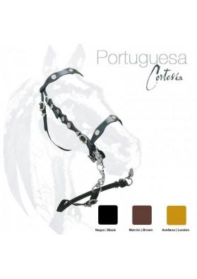 Cabezada Portuguesa Cortesía Castecus