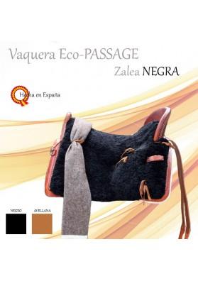 Montura Vaquera Eco-PASSAGE Zalea Negra