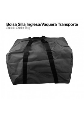 Bolsa Silla Inglesa & Vaquera Transporte 4713-0