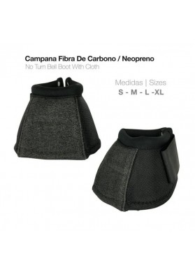 Campana Fibra Carbono/Neopreno TP-2543DN