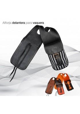 Alforja Delantera Para Silla Vaquera