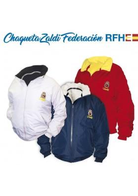 Chaqueta Zaldi Federación RFHE