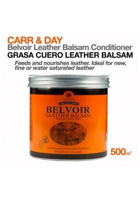 CARR & DAY GRASA CUERO LEATHER BALSAM 500ml