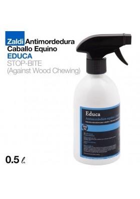 ZALDI ANTIMORDEDURA CABALLO EQUINO EDUCA 0.5 litro