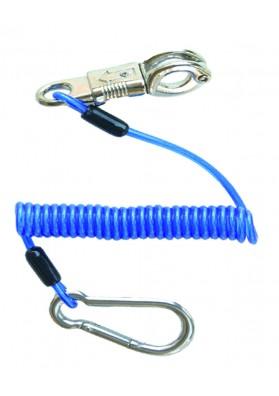 Ramal En Pvc Con Cable De Acero