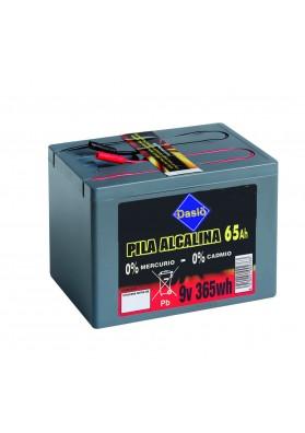 Bateria Daslo Alcalina 9V 365Wh