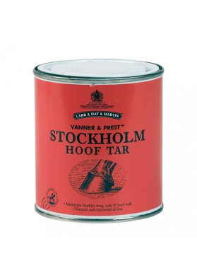 Vanner & Prest Stockholm Hoof Tar . 455 Ml.