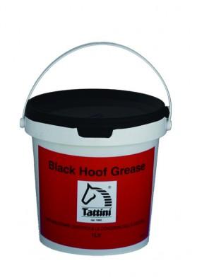 Pomada Para Cascos Negra 1 Litro. Paquete