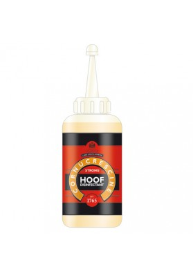 Desinfectante De Cascos (Cornucrescine Hoof Desinfectant 125)