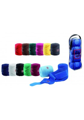 Vendas Tattini Descanso Cierre Con Velcro Set 4