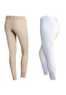 Pantalon Kenzia Con Refuerzo En Nobuk