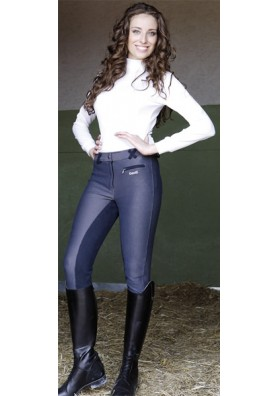 Pantalones Daslo Mujer En Tejido De Punto