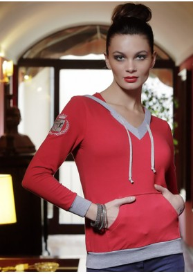 Sudadera Tattini Techno-Stretch Mujer